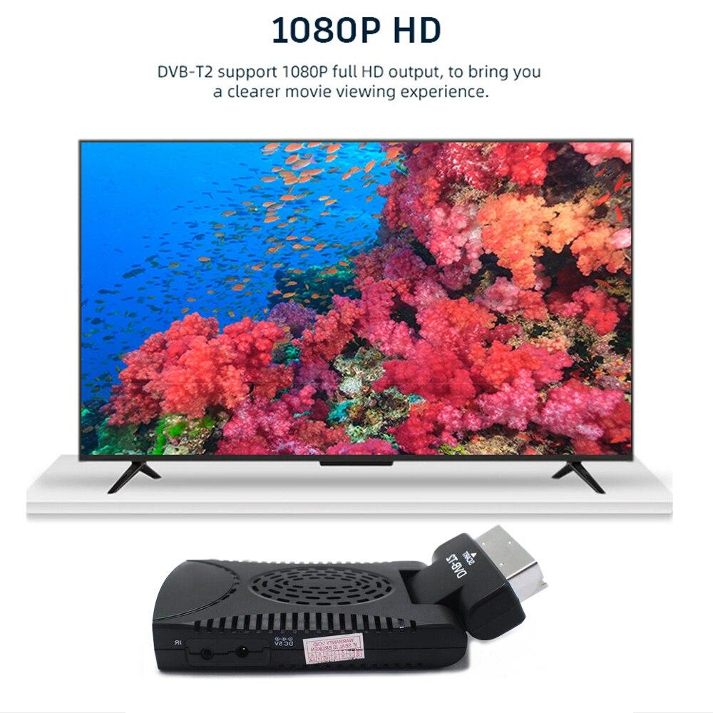 DVB-T2 H265 Scart TV Tuner Box Digital Terrestrial Receptor WIFI Receiver Youtube Set Top Box 1080P IPTV Box 14