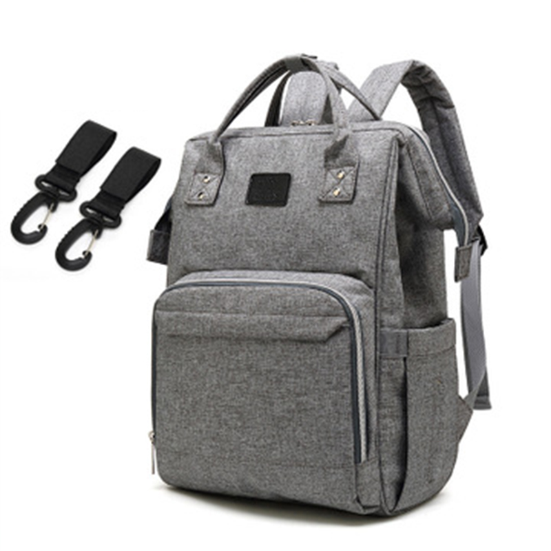 Nappy Bag Mummy Maternity Large Capacity Bag Mom Baby Multi-function Waterproof Outdoor Travel Backpack Diaper Bag For Baby Care