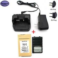 Chargeur rapide CD47 + batterie Ni-MH 7.2V 1700mAh pour Radio YAESU FT60R