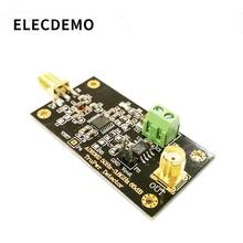 AD8362 modülü 3.8GHZ RF radyo frekans dedektörü güç algılama RMS dedektörü lineer dB çıkış fonksiyonu demo kurulu