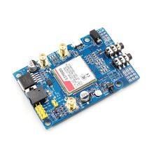 Module GSM GPRS, carte de développement GPS SMA avec antenne GPS pour Arduino, 1 pièces, SIM808