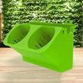 Модульный тип растительный настенный цветочный горшок вертикальный настенный зеленый цветочный горшок Садовые принадлежности Висячие пл...
