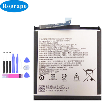 Original 3200mAh Replacement Battery For SHARP AQUOS S3 fs8032 HE349 Bateria Batterie Cell Mobile Phone Batteries new 2500mah replacement battery for prestigio grace s5 lte psp5551duo psp5551 psp 5551 duo bateria batterie cell phone batteries