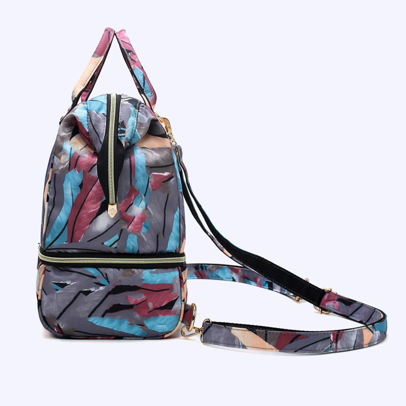 H640e4537e0f14bdb8d6fc95bb8b29fecs Diaper Bag Backpack For Moms Waterproof Large Capacity Stroller Diaper Organizer Unicorn Maternity Bags Nappy Changing Baby Bag