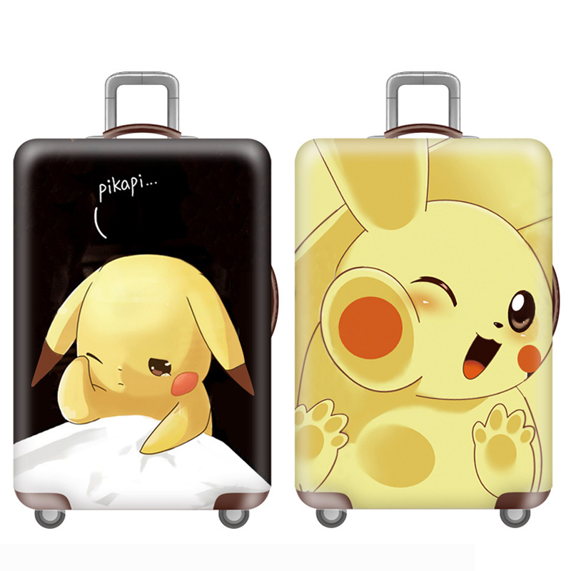Suitcase Case Cover,Trolley Elastic Luggage Covers,Travel Accessories For 19-32 Inch Baggage,Trip Trunk Box Protective Cover