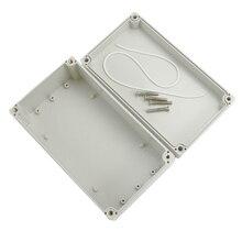 Водонепроницаемый 158x90x60 мм пластиковый электронный ящик для проекта, защитный чехол, Прямая поставка