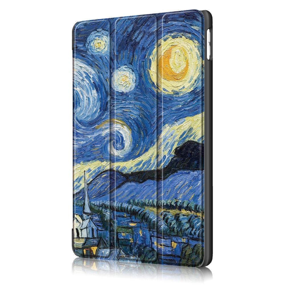 2019 10.2 PU Apple A2200 Leather Smart iPad 7th Generation iPad 7 Case for for Cover Case