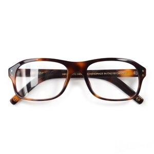 Image 4 - نظارات كينجسمان ذات الدائرة الذهبية الخدمة السرية نظارات كينجسمان ماركة هاري ايجزي نظارات إطار خلات نظارات على الطراز البريطاني