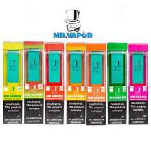 MR.VAPOR Disposable Device MR Vapor Vape Pen Starter Kit 280mAh Battery 1.3ml Cartridges 400Puffs Vaporizers pop Disposable bidi(China)