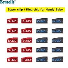 5PCS/10PCS/15PCS/20PC Ursprüngliche Handliche Baby Multifunktionale CBAY Super Red Chip König blau Chip Ersetzen JMD 46/4C/4D/G/48 Chip