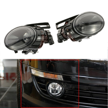 Car LED Fog Light For VW Passat B6 3C 2006 2007 2008 2009 Car-Styling Front LED Fog Lamp Fog Lights Assembly