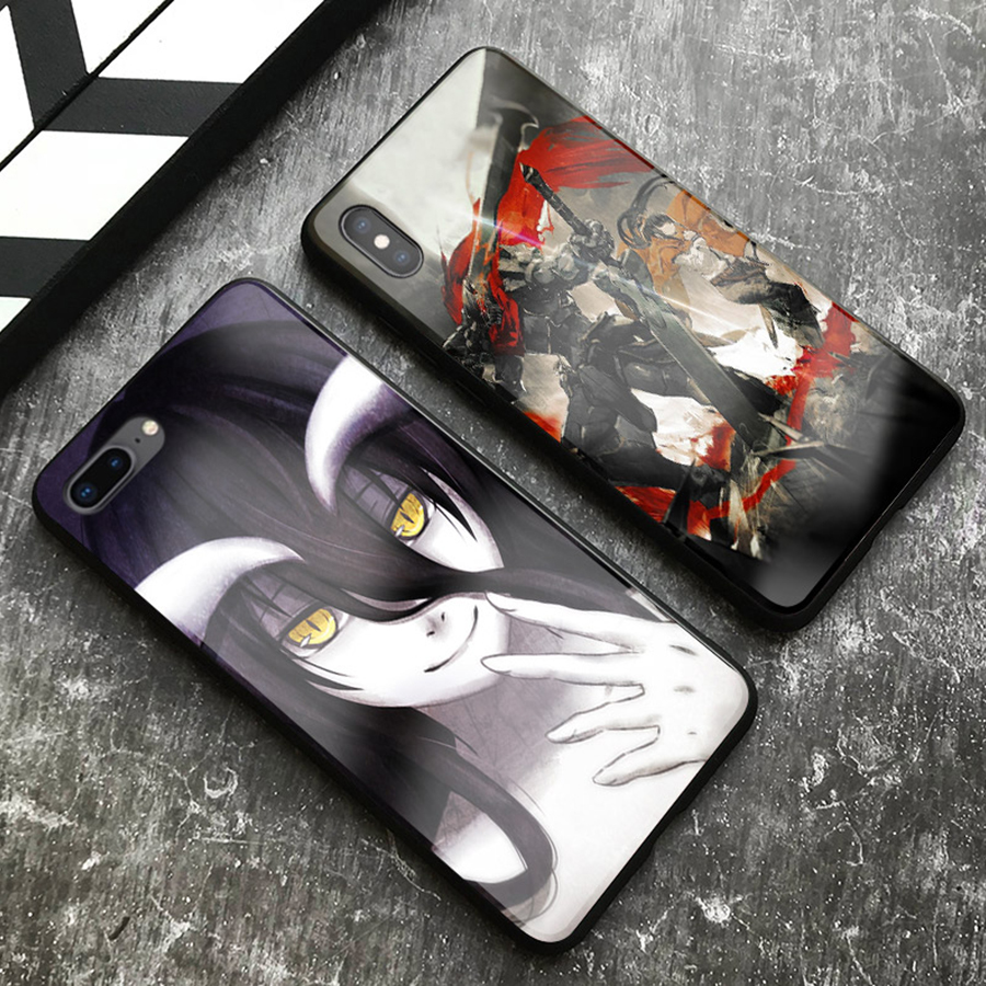 coque iphone 8 blade and soul anime