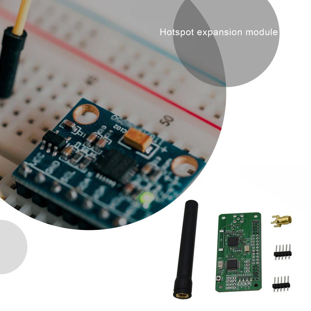 VHF UV MMDVM Hotspot поддержка P25 DMR YSF 32bit ARM процессор для Raspberry Pi Zero 3B Simplex запчасти расширенная версия