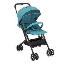 Stroller sitting and lying light portable fold umbrella baby pram