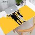 Banana Fish Large Mouse Pad PC Gamer Mat Large Desktops For Computer Mouse Pad Table Gaming Keyboards Wrist Rest Mouse Mat