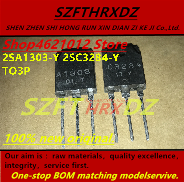 2SA1303 2SC3284 TRANSISTOR TO-3P PAIR