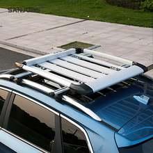 Sanjods autobox коробка для крыши большая емкость алюминиевая