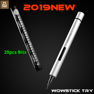 Image 1 - Youpin Wowstick Try 20 in 1 Electric Screwdriver Precision Mini Handheld Cordless Electric Screwdriver Household Tool Set