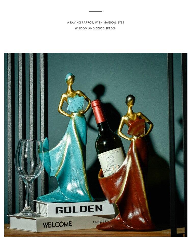 prateleira gabinete casa romântico arte ornamentos