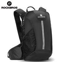 ROCKBROS-mochila para ciclismo, resistente a la lluvia, para acampar al aire libre, viajar, senderismo, transpirable, de alta capacidad