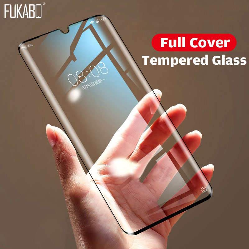 9H Full Cover Tempered Glass For Samsung Galaxy A50 A70 A10 A20 A30 A40 A60 A80 A90 Screen Protector For Note 8 9 10 Plus Glass