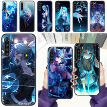 Anime Hatsunes Mikue Phone case For Xiaomi Redmi Note 7 7A 8 8T 9 9A 9S K30 Pro Pro