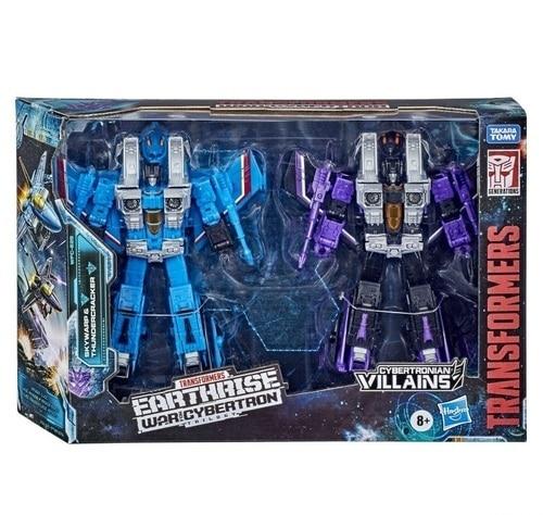 TAKARA TOMY Transformers Thundercracke Skywar Sky Lynx Ironhide Prowl Dirge Ramjet CounterPunch Rollbar Transformer Robot Gift