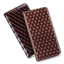 OPPO Reno Ace Phone Case For Geometric Patterns OPPO Ace 2 Phone Genuine Leather Holster