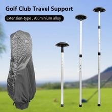 Golf-Practice-Bag-Holder Golf-Club Travel-Bag-Support New Protector Stick-Bar Pole Stretch-Bracket