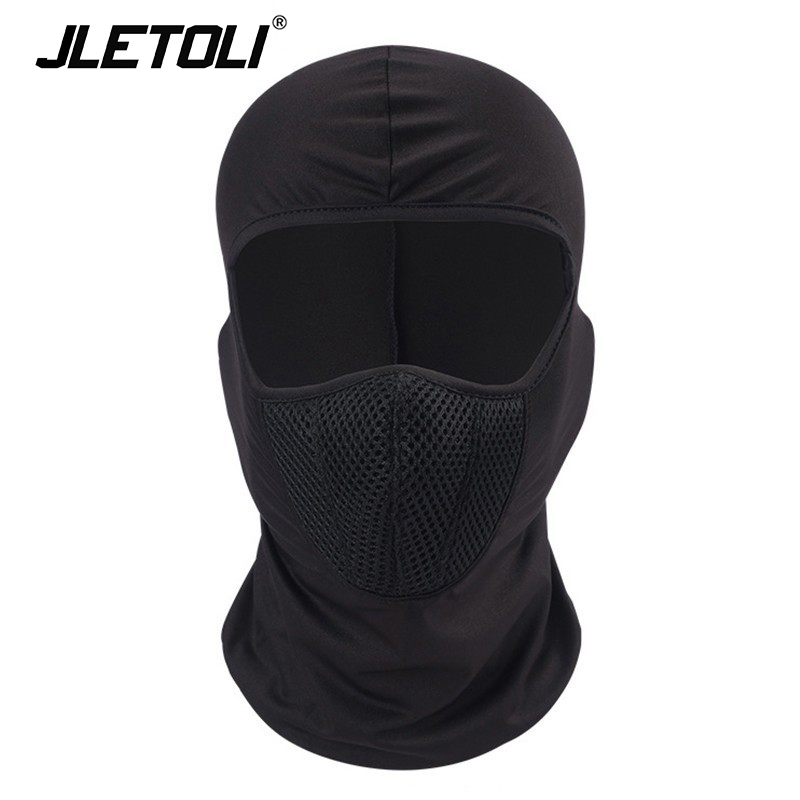 JLETOLI Windproof Facemask Dustproof Mask Outdoor Cycling Face Cover Face Mask Snow Skiing Running Hiking Head JLETOLI Windproof Facemask Dustproof Mask Outdoor Cycling Face Cover Face Mask Snow Skiing Running Hiking Head Warmer for Men