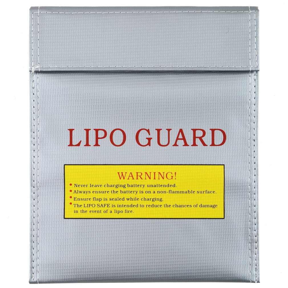 OCDAY 1Pc Brandwerende RC LiPo Accu Safety Bag Safe Guard Charge Sack 180X230mm Nieuwe Verkoop