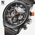Aaa t5 marca de luxo masculino relógio homem militar quartzo esporte relógio de pulso cronógrafo à prova dwaterproof água dos homens relógios esporte relógio de pulso|Relógios de quartzo| |  -