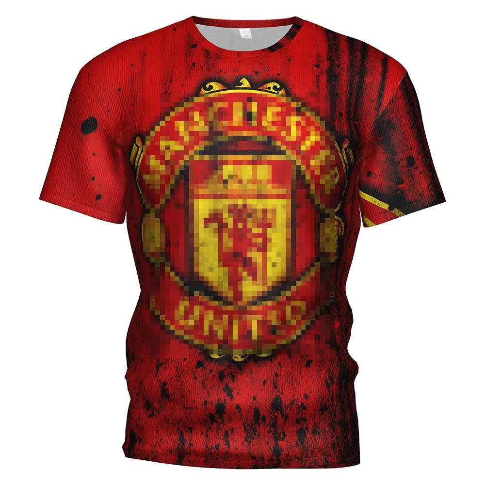 Manchester United Football Soccer Jersey 2018 2019 3d T Shirt Kids/man Tracksuit Manchester United Sweatshirt Kit Training Shirt