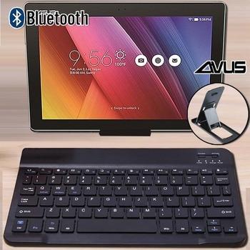 "Ultra Slim Wireless Bluetooth Keyboard for Asus MEMO Pad 10/MEMO Pad Smart 10 10.1""/ZenPad 10/ZenPad 3S 10 9.7"" Tablet Keyboard 1"