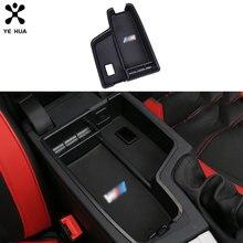 팔걸이 주최자 BMW 3 F30 F31 F34 F35 자동 중앙 보관함 액세서리 내부 차량 용품 정리 전문