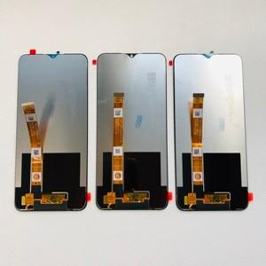 Image 5 - ต้นฉบับที่ดีที่สุดสำหรับ OPPO Realme 6I จอแสดงผล LCD หน้าจอสัมผัส Digitizer ASSEMBLY สำหรับ OPPO Realme 5I 5S C3 เซนเซอร์หน้าจอ LCD