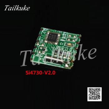 5pcs/lot Radio Module SI4730-V2.0 SI4730 Stereo FM - discount item  7% OFF Home Appliance Parts