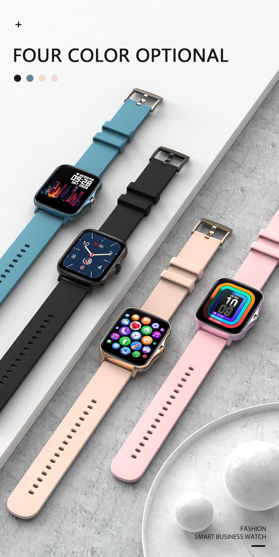 dip67 água ip67 aptidão rastreador smartwatch feminino
