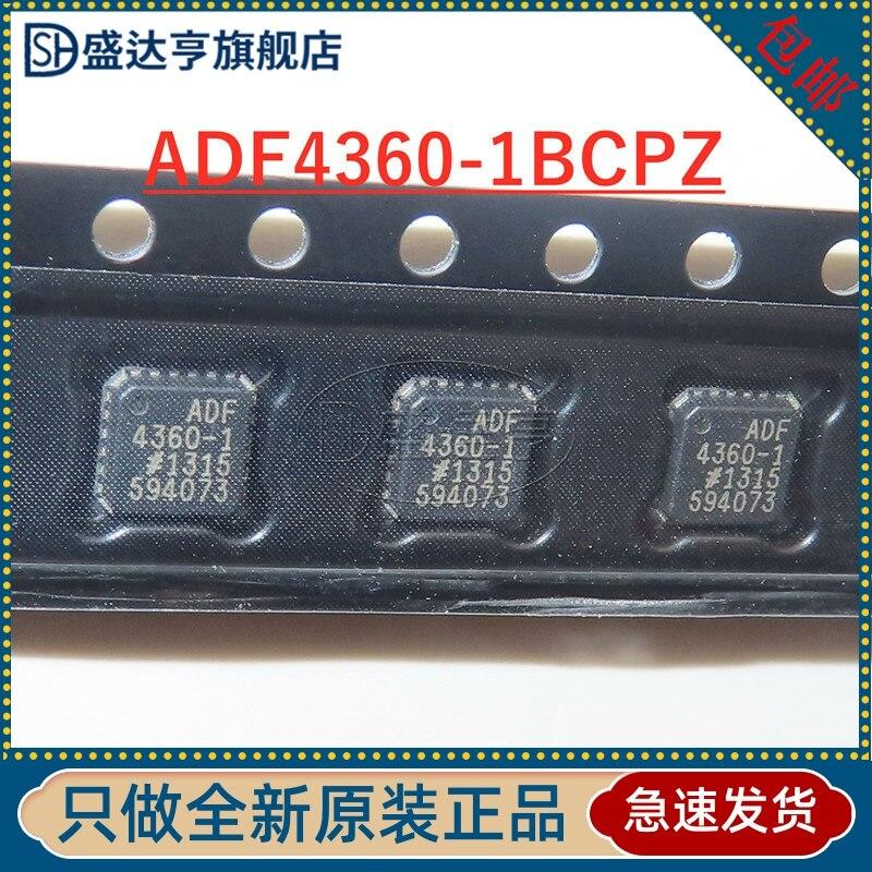 ADF4360-1BCPZ маркировка: ADF4360-1 - PLL LFCSP-24 новый оригинальный в наличии
