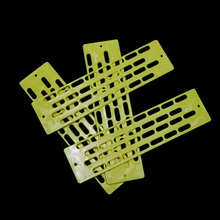 Tools-Supplies Bees-Tool Beekeeping-Equipment Sheet-Pieces Anti-Escape Plastic White