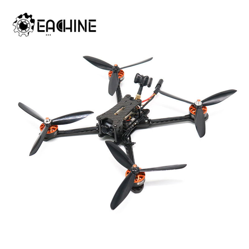 Eachine Tyro119 250mm F4 OSD 6 Inch 3-6S DIY FPV Racing Drone PNP W/ Caddx Turbo F2 1200TVL Camera RC Helicopters