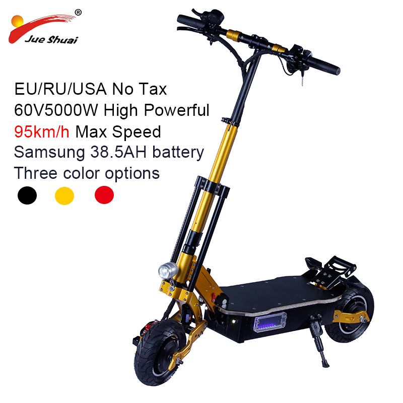 Strong Powerful 95km/h <font><b>Electric</b></font> Scooter 11