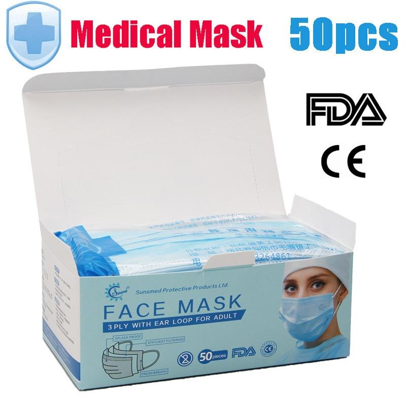 Kids Men Women Face Mask Mascarillas Mascherine  Mouth Respirfilter Kf80 3m Mondmaskers Fpp3 Anator Ffp3 Maska Test N95  Masque