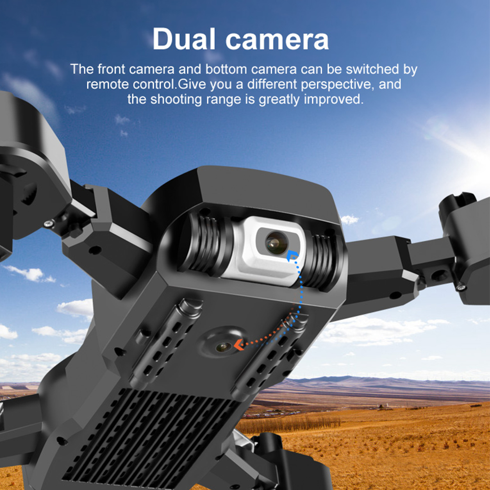 cheapest Profession GPS Drone With 4K Camer 2-axis Anti-shake Self-stabilizing Gimbal HD 5G WIFI FPV Brushless Quadcopter Support TF Card