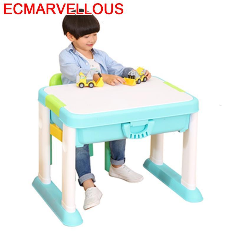 And Chair Kindertisch Toddler Child Mesinha For Kids Plastic Game Kindergarten Study Mesa Infantil Bureau Enfant Children Table