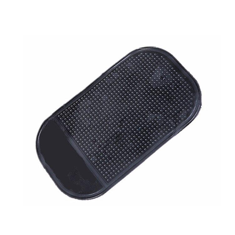 1 pc painel do carro almofada pegajosa sílica gel forte sucção titular almofada anti deslizamento esteira para o telefone móvel acessórios do carro quente