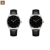 New Youpin Light smart watch Sapphire glass sports step heart rate detection dual time display