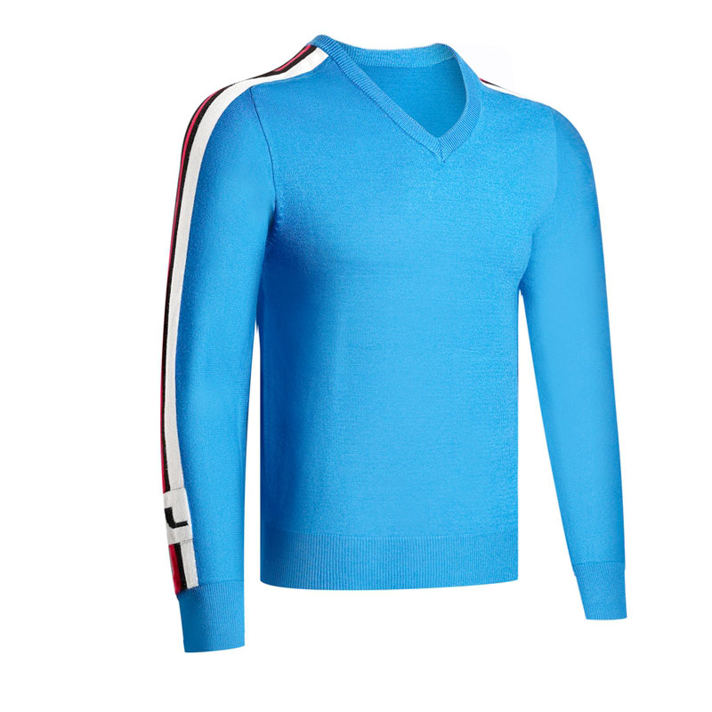 Men Golf Clothing Autumn And Winter Sport Sweater JL Golf Shirt Full Sleeves Anti-Pilling Golf Sweater