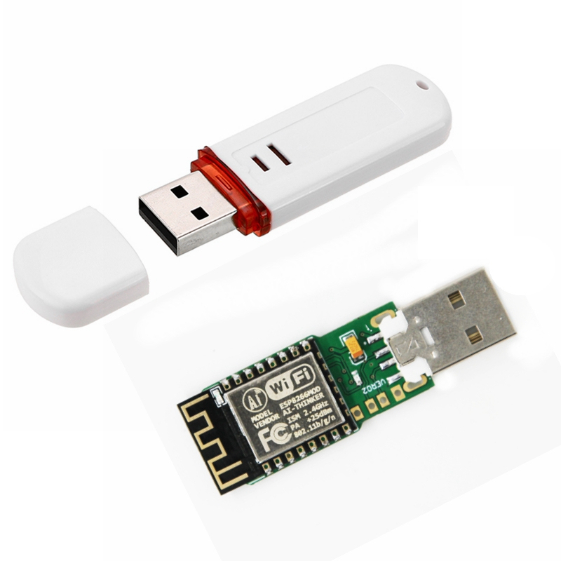 WiFi HID Injector USB Rubberducky Cactus WHID