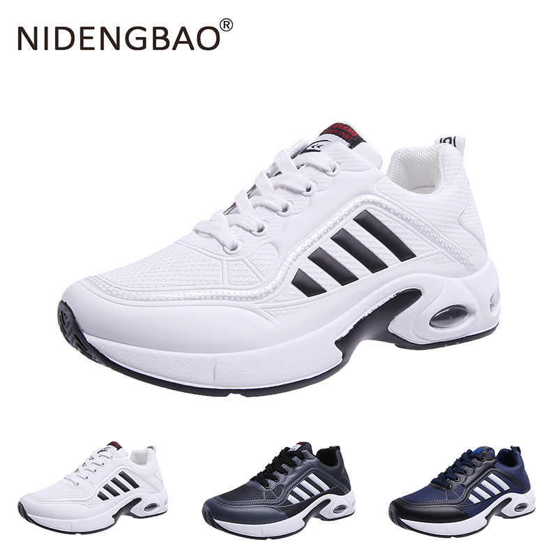 Спортивная обувь для мужчин; Легкая уличная спортивная обувь; Мужская дышащая Спортивная обувь на воздушной подошве; Обувь для фитнеса; Цвет черный, белый; Мужская обувь|Беговая обувь|   | АлиЭкспресс